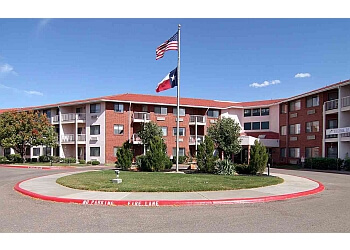 Amarillo assisted living facility The Clairmont