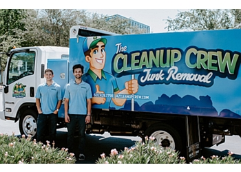 Chandler junk removal The Clean Up Crew Junk Removal