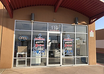 El Paso dry cleaner The Cleaners