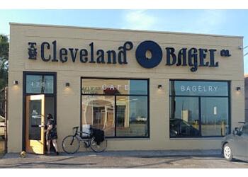 Cleveland bagel shop The Cleveland Bagel Co.
