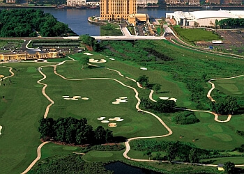 Savannah golf course The Club at Savannah Harbor