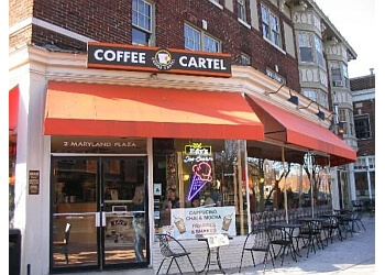 St Louis cafe The Coffee Cartel