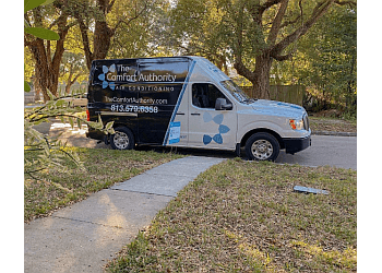 Tampa hvac service The Comfort Authority