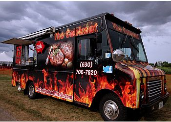 Naperville food truck The Cookout On Wheels