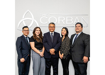 Anaheim financial service The Corban Group