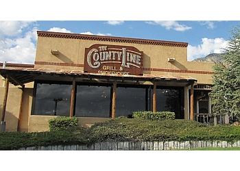 Albuquerque barbecue restaurant The County Line Barbeque