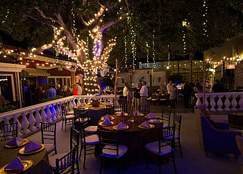 Corpus Christi wedding planner The Courtyard at Gaslight Square