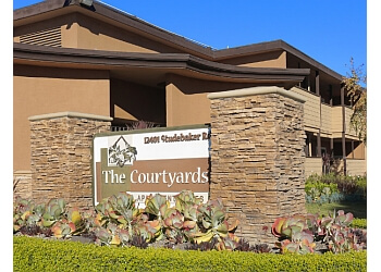 Norwalk apartments for rent The Courtyards Apartments