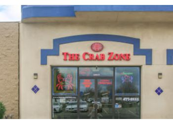Stockton seafood restaurant The Crab Zone