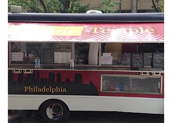 Philadelphia food truck The Creperie at Temple