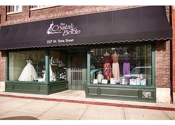 Naperville bridal shop The Crystal Bride