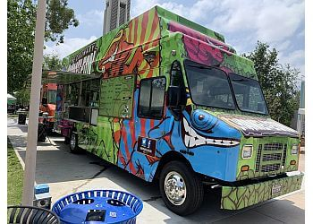 Riverside food truck The Culinary Chameleon