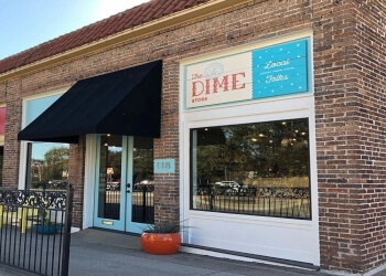 Denton gift shop The DIME Store