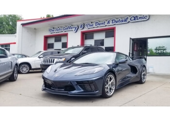 Overland Park auto body shop The Dent & Detail Clinic