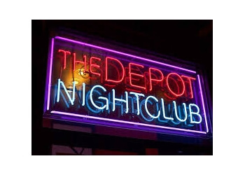 Baltimore night club The Depot Nightclub