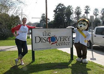 Fresno landmark The Discovery Center