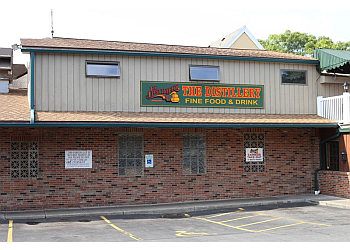 Rochester sports bar The Distillery Restaurant