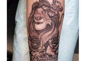 Fremont tattoo shop The Dogfather Tattoo Company