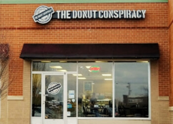 Grand Rapids donut shop The Donut Conspiracy