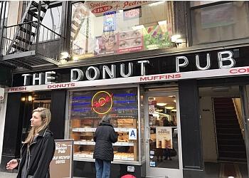 New York donut shop The Donut Pub