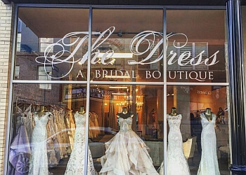 Springfield bridal shop The Dress Bridal Boutique