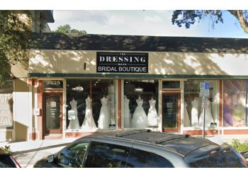 St Petersburg bridal shop The Dressing Room