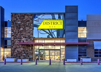 Irving furniture store District 635