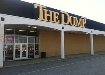 Norfolk furniture store The Dump Furniture Outlet