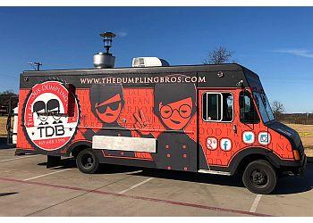 Denton food truck The Dumpling Bros