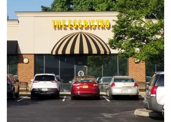 Chesapeake american restaurant The Egg Bistro
