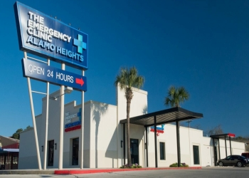 San Antonio urgent care clinic The Emergency Clinic Alamo Heights