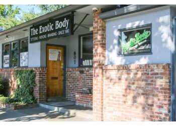 Sacramento tattoo shop The Exotic Body