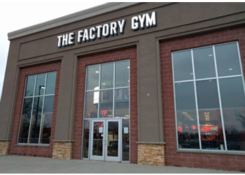 Louisville gym The Factory Gym