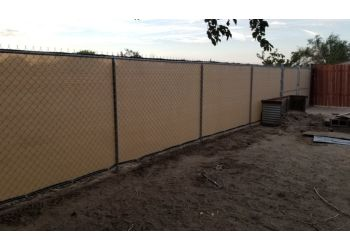 Palmdale fencing contractor The Fence Pros