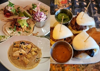 Raleigh vegetarian restaurant The Fiction Kitchen