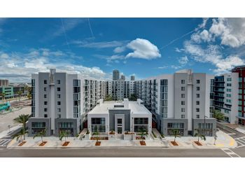 Tampa apartments for rent The Fitzgerald Channelside