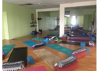 Little Rock yoga studio The Floating Lotus