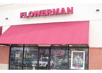 Olathe florist The Flower Man