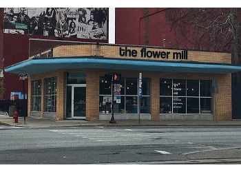 Lowell florist The Flower Mill