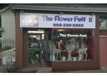 Elizabeth florist The Flower Puff