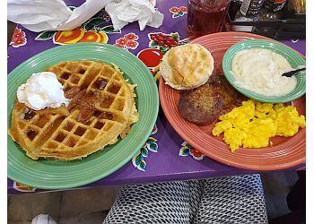Charlotte cafe The Flying Biscuit Café