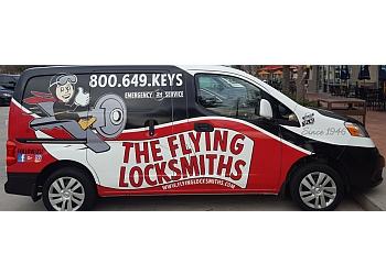 Huntsville locksmith The Flying Locksmith