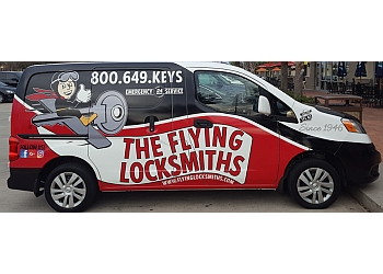 Charleston locksmith The Flying Locksmiths, Inc.