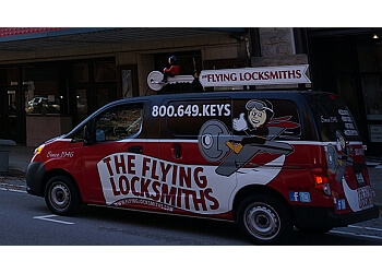 Chattanooga locksmith The Flying Locksmiths