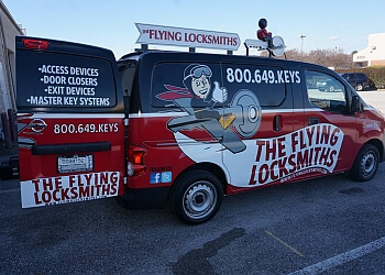 Ann Arbor locksmith The Flying Locksmiths, Inc.