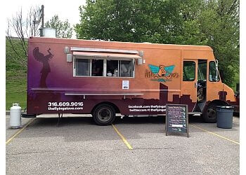 Wichita food truck The Flying Stove
