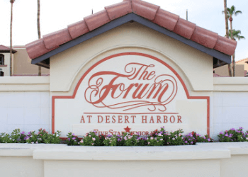 Peoria assisted living facility The Forum at Desert Harbor