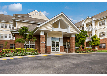 Columbus assisted living facility THE FORUM AT KNIGHTSBRIDGE