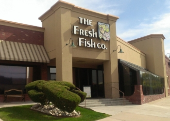 Denver seafood restaurant The Fresh Fish Company
