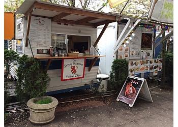Portland food truck The Frying Scotsman